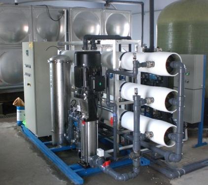 大连一级反渗透纯水机