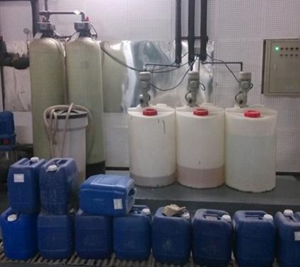 黑龙江软化水处理设备