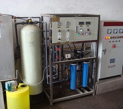 苦咸水处理设备