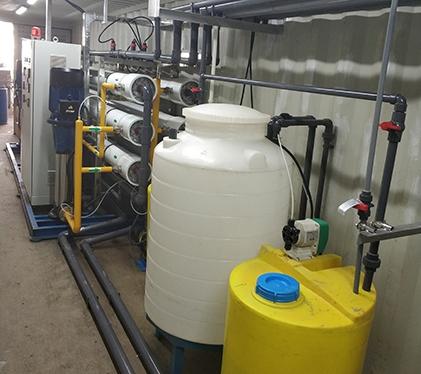 垃圾渗滤液水处理设备