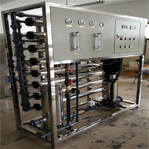 BR-RO-2000一级反渗透纯水设备